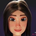 criacao-mascote-3d-realista-pose-fontal-vine-shop